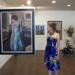 Inside the Studio — exhibition day Sunbury Shores