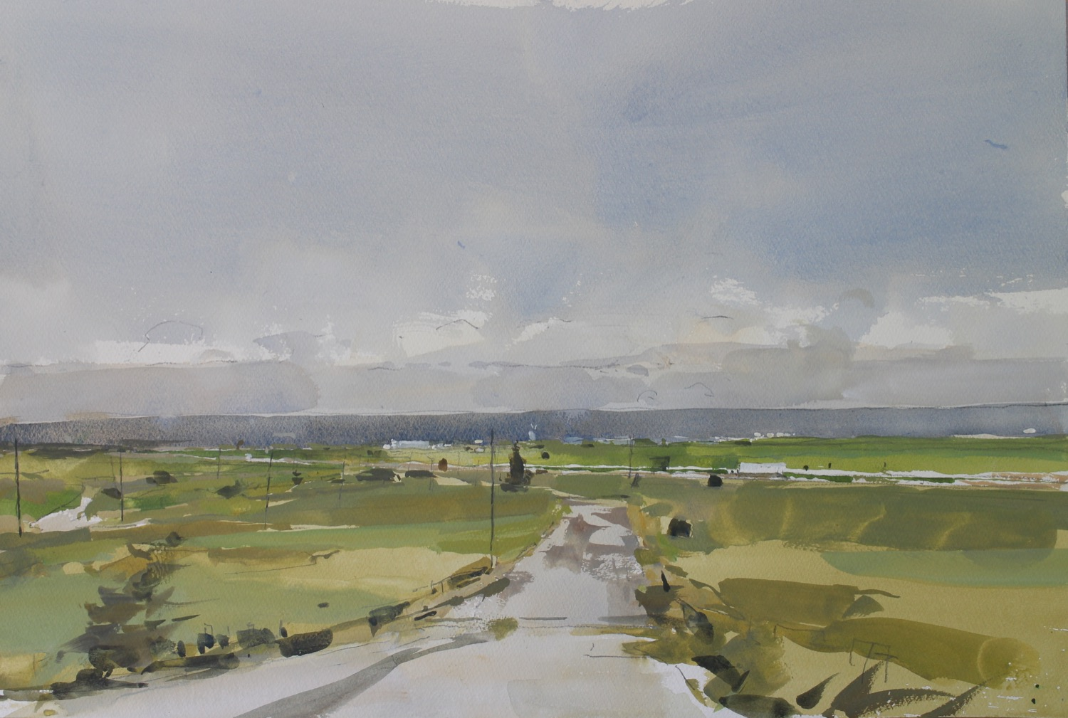 Study for Storm front